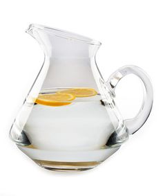 This Global Amici Sago Pitcher by Global Amici is perfect! Kitchen Words, Kitchen Stuff, Kitchenware, Tableware, Wine Goblets, Glass Pitchers, Embellished Top, Cool Rooms, Canisters