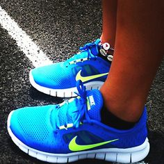 Nike, love the color!