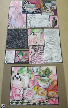complete Higher Expressive folio