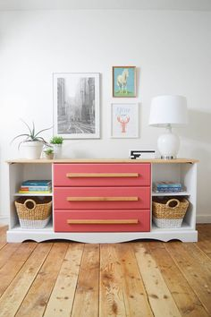 Ah! I'm super pumped about today's project post! It's been a while since I've done a true furniture flip, and I'm extra excited that today's before and after is sponsored by one of my favourite Canadian companies, The FAT Paint Companyand that it's our Monthly DIY Challenge! That means, there are 12 other fabulous makeovers…