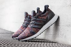 the latest 3e97c 7e5c5 A multicolor makeover is next for the adidas Ultra Boost 3.0