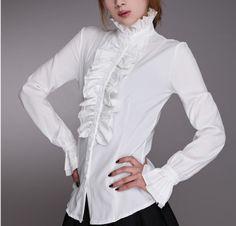 blouse frill man - Google 検索