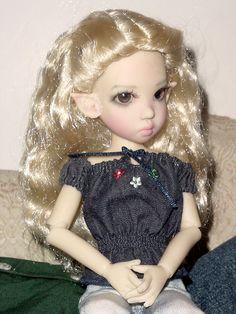 Kaye Wiggs Tillie Elf