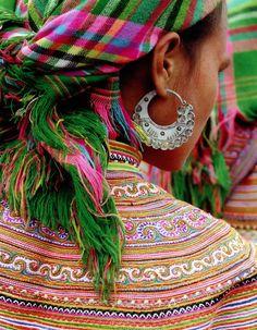 Colorful clothes | Vietnam