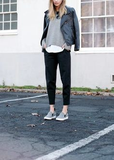 awesome 45 Stylish Jogger Pants Outfit that'll Inspire You