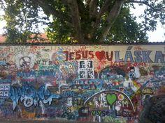 Lenon's wall