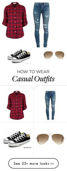 """""""Casual"""" by awesome-panda01 on Polyvore"""