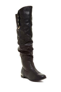 Chicago Over-the-Knee Boot on HauteLook