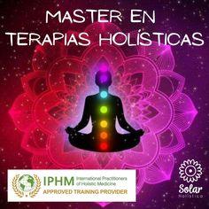 certificate con nuestro #master en #terapias holisticas 12 #cursos en 1 con aval internacional Chakras, Holistic Medicine, Sacred Geometry, Chakra, Holistic Healing