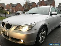 2004 BMW 530d 3.0 Auto Touring Estate 12 Months MOT GSH Full Leather Interior  #bmw #5series #forsale #unitedkingdom