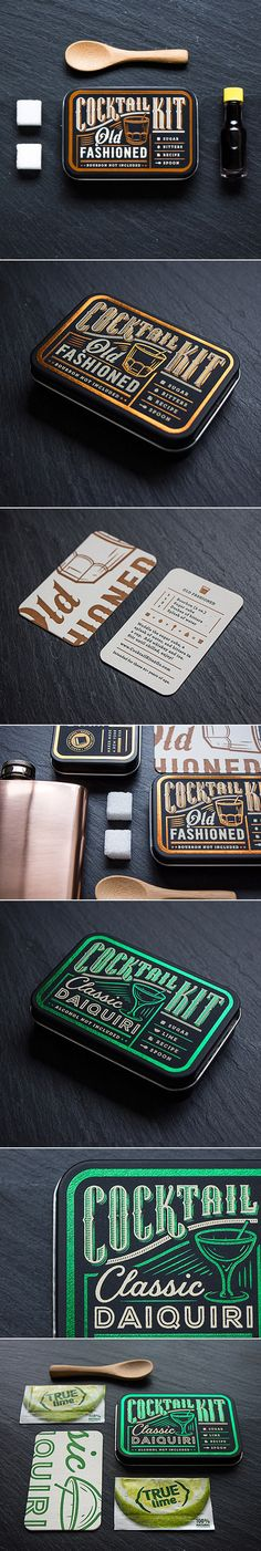 Lovely Package - Cocktail Kit