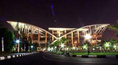Gedung Pustaka Soeman HS Terbaik se ASEAN