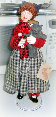Marla Florio Doll