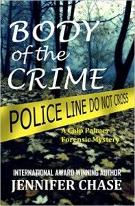 New Forensic Hero Emerges In Police Procedural From Jennifer Chase