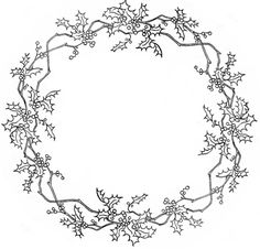 Holly-Centerpiece and 4 more designs