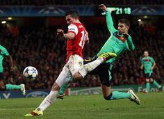Goal!!!!!!!!!! - Van Persie