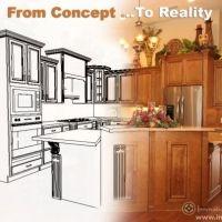 Kitchen Design.. Cabinets Direct, Bathroom Cabinetry, Kitchen Design, Table, Furniture, Home Decor, Cuisine Design, Interior Design, Home Interior Design