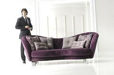 Josephine Modern Sofa by Fama Sofas, Spain Modern Sofa, Contemporary Furniture, Modern Contemporary, Modern Furniture Stores, Modern Bedroom Furniture, Metal Sofa, Sofas, Spain, Lord