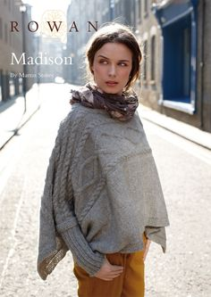 Madison Cape in Rowa