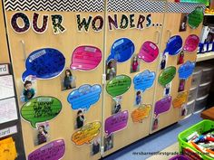 Blog post on what Genius Hour can look like for a first grade classroom! What are your students wonders?