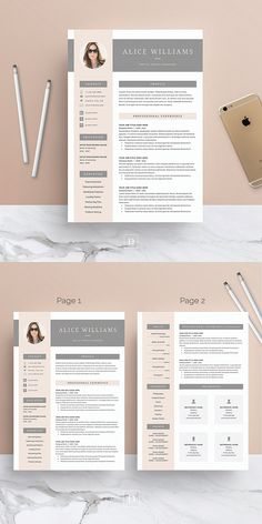 Hello, we produce high-quality, professional templates that are unique in creativity and help you to get your dream job. This resume template's come in DOCX Resume Cover Letter Template, Resume Design Template, Cv Template, Letter Templates, Resume Templates, Cv Original, Cv Inspiration, Infographic Resume, Portfolio Resume
