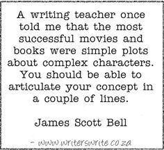 Quotable - James Scott Bell