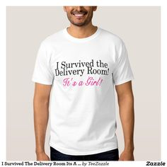 I Survived The Delivery Room Its A Girl