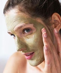 15 homemade face masks that will make you glow. create these easy diy facials in Face Mask For Spots, Easy Face Masks, Homemade Face Masks, Homemade Skin Care, Diy Face Mask, Homemade Blush, Homemade Moisturizer, Homemade Beauty, Diy Beauty