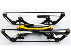Tank Quadcopter Drone
