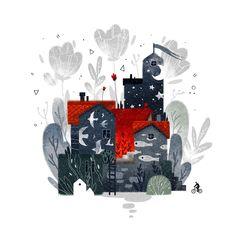 Autumn illustration part 2