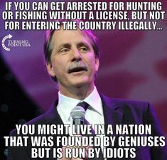Funny Liberal Memes, Political Memes, Liberal Logic, Government Memes, Funny Memes, Jeff Foxworthy, Shit Happens, Liberals Are Idiots, Ignorant People