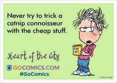Heart of the City on #GoComics   #comics #funnies #ecards #cats