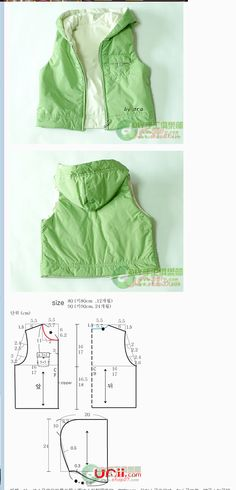 Sewing Patterns Free Kids Jacket 32 Ideas For 2019 Easy Sewing Patterns, Kids Patterns, Doll Clothes Patterns, Sewing Clothes, Clothing Patterns, Diy Clothes, Sewing For Kids, Baby Sewing, Baby Outfits
