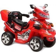 ΟΧΗΜΑΤΑ 6 VOLTS : Ηλεκτροκίνητη Μηχανή 6Volt B021 Cangaroo Electric Cars, Lawn Mower, Outdoor Power Equipment, Motorcycle, Vehicles, Red, Lawn Edger, Grass Cutter, Motorcycles