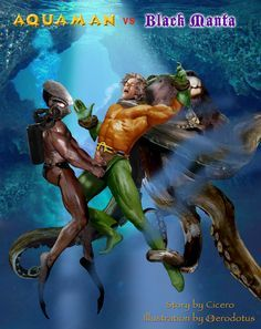 a Aquaman, Gay, Tumblr, Illustration, Movies, Movie Posters, Animals, Fictional Characters, Animales