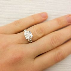 A CUP OF JO: How to choose a vintage engagement ring