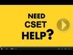 CSET Multiple Subject Exam Study Guide http://www.mo-media.com/cset/ #csettest #csetprep #mometrix