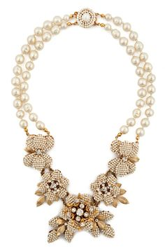 ALL ABOUT HONEYMOONS & DESTINATION WEDDINGS   Join our Facebook page!  https://www.facebook.com/AAHsf   Miriam Haskell necklace