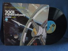 RARE Vintage 2001 A Space Odyssey Original by sweetleafvinyl