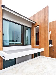 Gallery of Sanambinnam House / Archimontage Design Fields Sophisticated - 7
