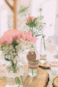Rustikale Hochzeit auf Gut Sedlbrunn | Hochzeitsblog - The Little Wedding Corner