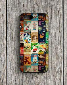 Disney Poster Movie Collage iPhone 5 | 5S Case