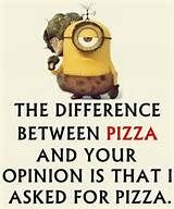 Life is all about balance - Minion