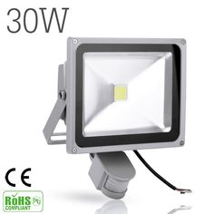 30W 2700LM LED Sensor Flood Light IP65 AC 85-265V Proyector Refletor Led Floodlight projecteur Led s-  Item Type: Flood Lights  Style: Contemporary  Certification: CE,RoHS,CCC  Protection Level: IP65  Body Material: Aluminum  Power Source: AC  Finish: Brushed Nickel  Light Source: LED Bulbs  Brand Name: GERUITE  Model Number: 30W  Base Type: Wedge  Is Bulbs Included: Yes  Voltage: 85-265V  Occasion: Square  features 9: led flood light  fetures 10: projecteur led exterieur  Features2: led…