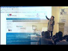 Nuestra Responsable de Investigación UX, Sonia Rodríguez habló de concepto, diseño y usabilidad web en Digital Export Accelerator organizado por Adigital.