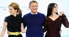 Monica Bellucci y Léa Seydoux, las nuevas chicas Bond