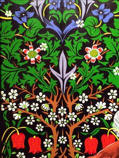 Kehinde Wiley and William Morris | Alberti's Window