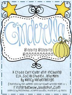 Link to free 90 page literature/social studies Cinderella unit