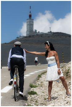 Nicolas et Bettina Mont Ventoux