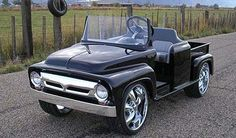 Golf Cart   Hottest Muscle Machines:Classic Cars, Muscle Cars and Trucks
